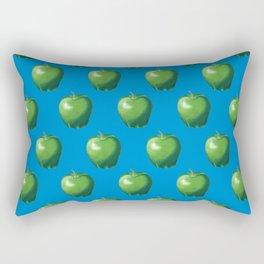Green Apple_C Rectangular Pillow