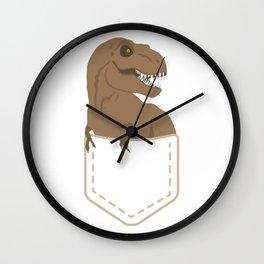 Dino # Wall Clock