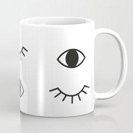 Eye Pattern 001 Coffee Mug