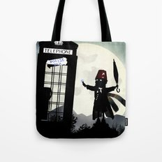 Who Kid Tote Bag