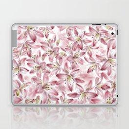 Lilies Laptop & iPad Skin