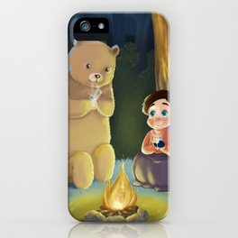 Hot Cocoa iPhone Case
