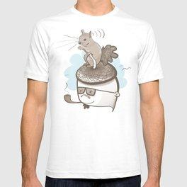 Goodbye Acorn Head Jim T-shirt