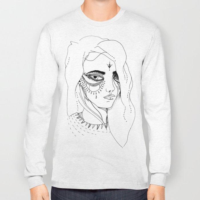 Teary Long Sleeve T-shirt
