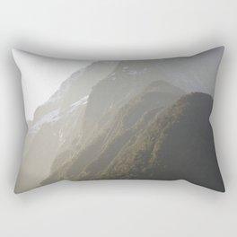 Layers of Sound Rectangular Pillow