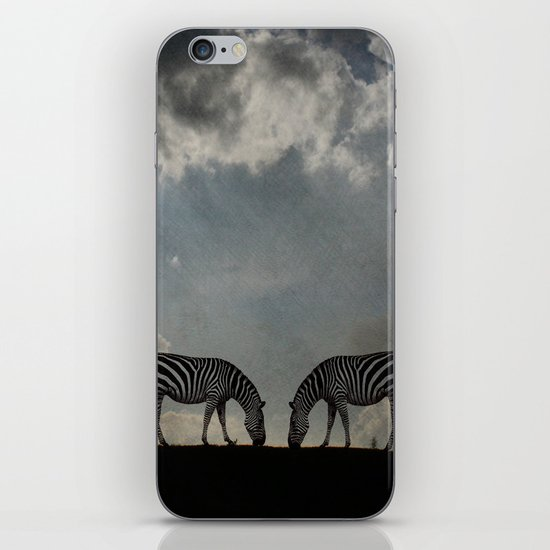 On  the Hill iPhone & iPod Skin