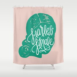 Fearless Female Shower Curtain