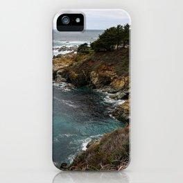 California Coastline iPhone Case
