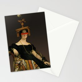 Another Portrait Disaster · Francoise 1 Stationery Cards