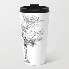 Forest Time Metal Travel Mug