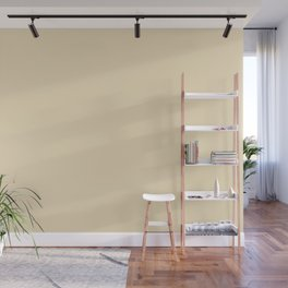 Valspar America Wood Yellow / Homey Cream / Glow Home Colors of the year 2019 Wall Mural