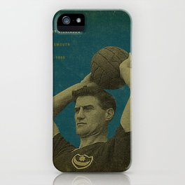 Portsmouth - Dickinson iPhone Case