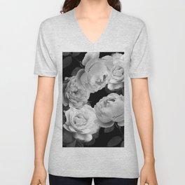 Flowers 93 Unisex V-Neck