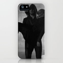 streets of fire iPhone Case