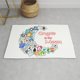 Crypto to the moon Rug