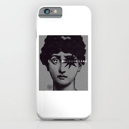 I had a good idea...gray iPhone Case
