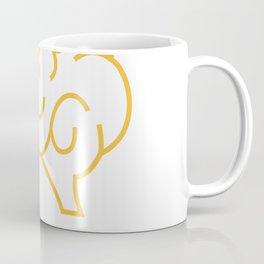 Stress Overloaded (tension, anxiety) Tee Coffee Mug