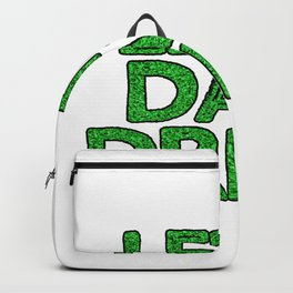 Let's Day drink - St. Patrick's Day Backpack