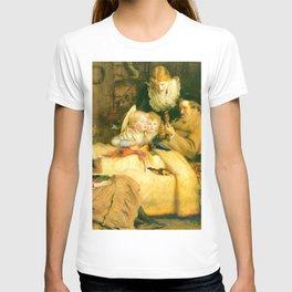 John Everett Millais - The Ruling Passion T-shirt