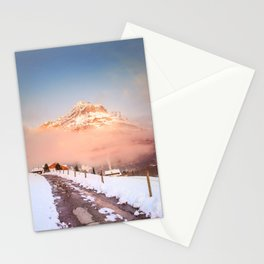 Follow the path Stationery Cards