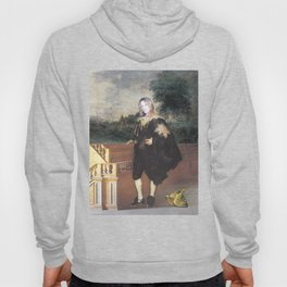 Portrait of the Artist as a Young Man Hoody
