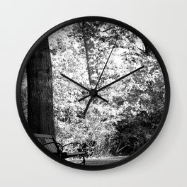 My Thinking Spot Wall Clock