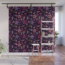 Lovely Floral Pattern X.04 Wall Mural