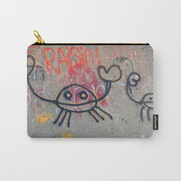 Skate Park Graffiti Carry-All Pouch