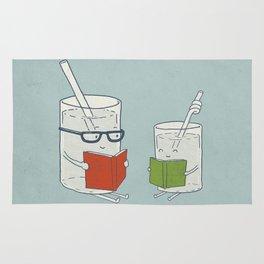 Reading Glasses Rug