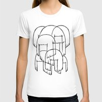 sia T-shirts featuring sia bobs by Melina Espinoza