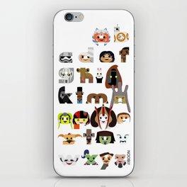ABC3PO Episode II iPhone Skin