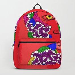 Fur (pearl series) Backpack