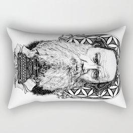 Tolstoy Rectangular Pillow