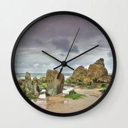 Porth Oer Wall Clock