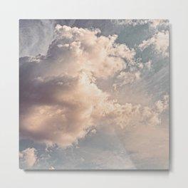The Clouds #2 Metal Print