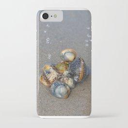 Sea pearls iPhone Case