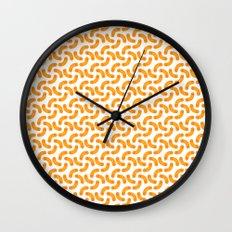 Macaroni Wall Clock