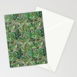 Going green in New York City Stationery Cards