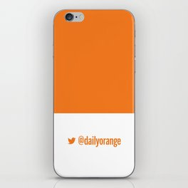 @DailyOrange iPhone Skin