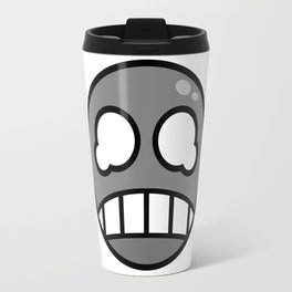 Scared Gray! Travel Mug