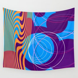 Abstract-002 Wall Tapestry
