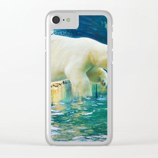 Polar Clear iPhone Case