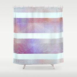 ǿρąŁ Shower Curtain