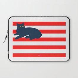 American Cat Laptop Sleeve
