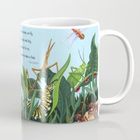 bugs Mugs featuring Bugs by CWaldron