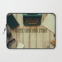 write your own story II Laptop Sleeve