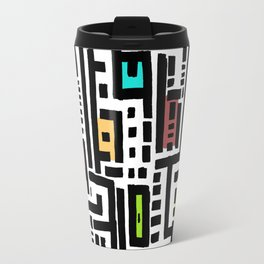 Urban Cat Affairs v2 Travel Mug