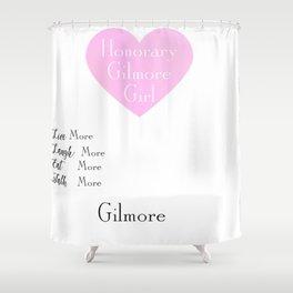 Honorary Gilmore Shower Curtain