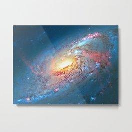 Spiral galaxy Metal Print