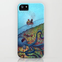Chomp iPhone Case
